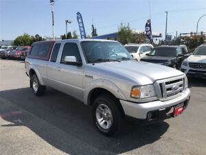 2006 Ford Ranger Sport 5 SPEED A/C New Brakes Runs & Drives Grea