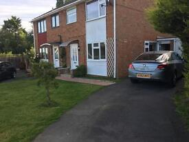 3 bed detached property to let ASAP