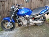 HONDA HORNET 900 SPARES OR REPAIR