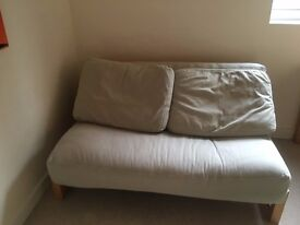 Futon sofa bed for collection on 27 Dec (pm) or 28th Dec (am)