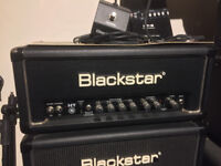 BLACKSTAR HT5 Mini Stack - Valve Head + 2 x 1x12 cabs + footswitch/manual/all cables
