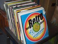 "130 x 12"" Vinyl Records.. House / Trance / 90's / Euro Dance"