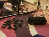 Babyliss thermo heated rollers