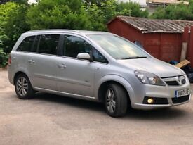 Vauxhall Zafira CDTi Design 5dr | Diesel