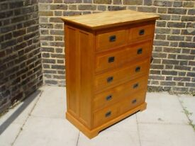 FREE DELIVERY Chest Of Drawers Wooden Furniture