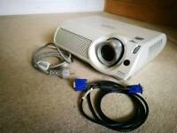Hitachi video projector