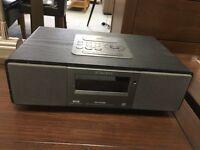 Roberts clock radio