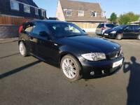 2011 BMW 120d M Sport Automatic black