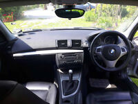 BMW 120D Automat 5 doors! 120 MILES!! New Turbo! New Mot!