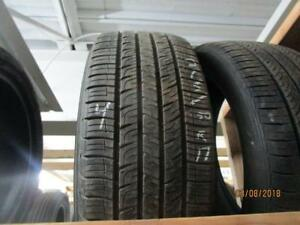 215/50R17 SINGLE ONLY USED GOODYEAR A/S TIRE