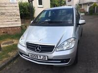 Mercedes-Benz A Class 1.5 A160 BlueEFFICIENCY Classic SE 5dr with 1registered keeper with full mot