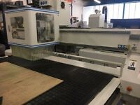 Second User ATC CNC Router - 2000 x 3000mm - 9KW HSD Spindle, Vac Pumps, Extraction, Software