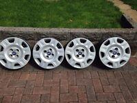 Wheel Trims Fiat Punto