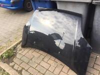 Ford Fiesta mk 6 bonnet in black,£40 no offers