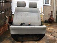 VW T4 Front passenger bench seat