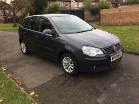 Volkswagen Polo 1.4 TDI Dune 5dr, Cambelt & Water pump changed at 60000 mil, £30 TAX per year
