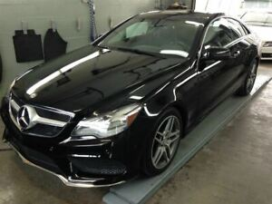 2014 Mercedes Benz E-Class PACKAGE E350 4MATIC COUPÉ