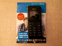 Small Nokia phone with Lebara sim £15