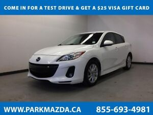 2013 Mazda Mazda3 GS-SKY Touring Edition (TE) - Bluetooth, Remot