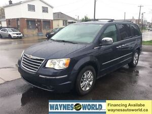 2008 Chrysler Town & Country Limited ***NAVI*LEATHER*SUNROOF***