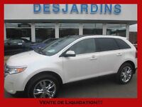 2012 Ford Edge AWD Limited **INSPECTÉ PAR FORD 132 POINTS**