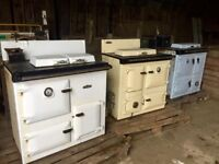 3 x Rayburn Cookers For Sale