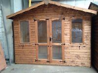 10ft x 6ft ex display summerhouse