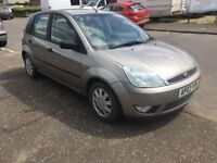 2003 1.4 Auto Fiesta Ghia 5 Door....New 12 Mth MOT!!!....Huge History...Nearly all Ford...