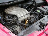 VW GOLF, BEETLE ETC. 2.0 LTR ENGINE, PETROL