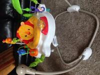 Fisher Price Jumperoo--Rainforest Friends