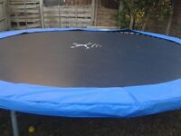 Large Trampoline. 1 Year old. 13ft.