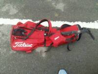 Titleist Carry / Sunday /Pencil Golf Bag