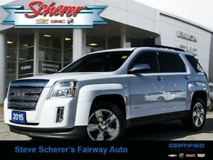 2015 GMC Terrain SLT COMES WITH SNOW TIRES ON RIMS
