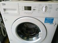 Integrated 6.5 kg washing machine exdisplay