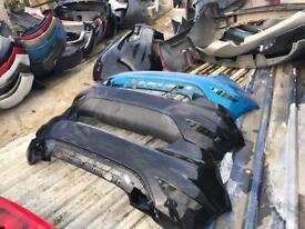Ford Fiesta 2009 2010 2011 2012 2013 2014 genuine rear bumper for sale