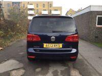 Volkswagen touran 2013 Automatic