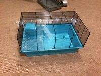 Large Hamster Cage with house included!