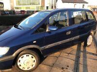 Zafira, Very good and clean family car