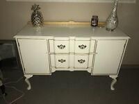 Beautiful french sideboard / dresser painted
