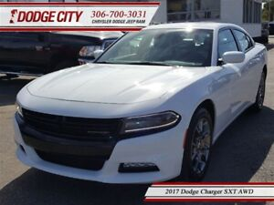 2017 Dodge Charger SXT Rallye | AWD - Backup Cam, Heated Seats,