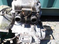 HONDA CB 250 N SUPERDREAM USED ENGINE