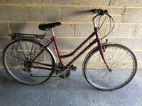 Dawes Street Cruiser Ladies Bicycle