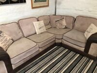 Designer Corner sofa very nice smart can deliver