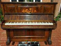 THE LITTLE PIANO STORE * CAN DELIVER * 1894 ANTIQUE UPRIGHT PIANO * RECENTLY REFURBISHED