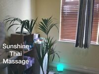 Welcome Sunshine /Thai Massage & Bodytreatment / Thai oil £40 / hr ..Belfast ..N.. Ireland..GB🍀