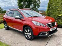 2015 Peugeot 2008 1.6 BlueHDI 120 Allure *£0 tax FPSH 1 Owner* not Juke Captur Qashqai