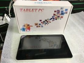 ANDROID TABLET 8GB WITH RECEIPT