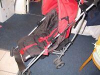 Joie pushchair, good condition