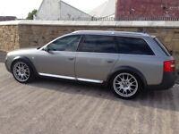 Audi A6 Allroad 2.5tdi Quattro 250 bhp FSH 12 months MOT