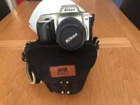 Nikon F50/F50D AF ZOOM CAMERA